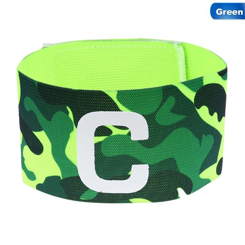 New Hot Adult Kids Child Nylon Football Soccer Adjustable Elastic Captain Armband Elbow Health Care Breathable Nice Gift