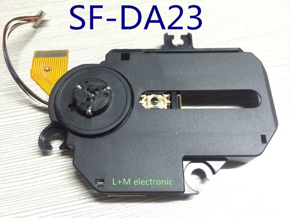 SF-DA23 SF-DA23R SF-P200 Brand nou Radio CD Player Laser Lens Lasereinheit Pick-up optic Bloc Optique