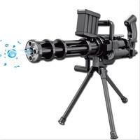 Novidade Engraçado Brinquedos de Bala Mole Arma de Plástico Arma de Paintball CS Ao Ar Livre Infravermelho Jogo de Tiro Arma Bala Água de Cristal Para Crianças