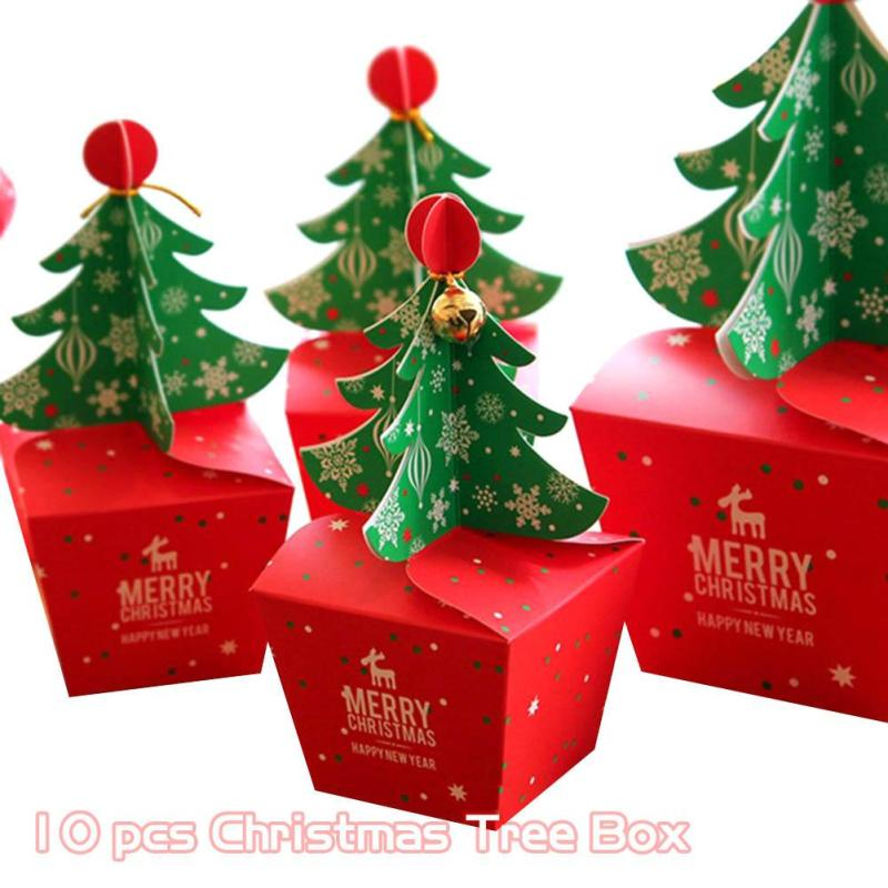 real products elk is more elegant in the photo - Christmas Tree Box