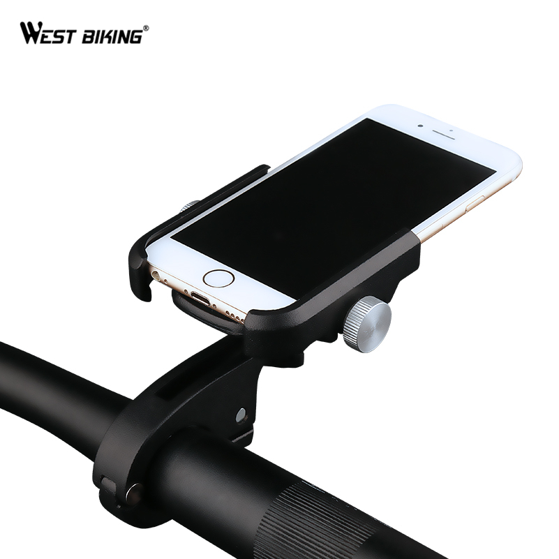 Universal 360° MTB Bicycle Motorcycle Bike Handlebar Phone Holder Mount Bracket
