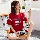 Woman s pajamas summ...