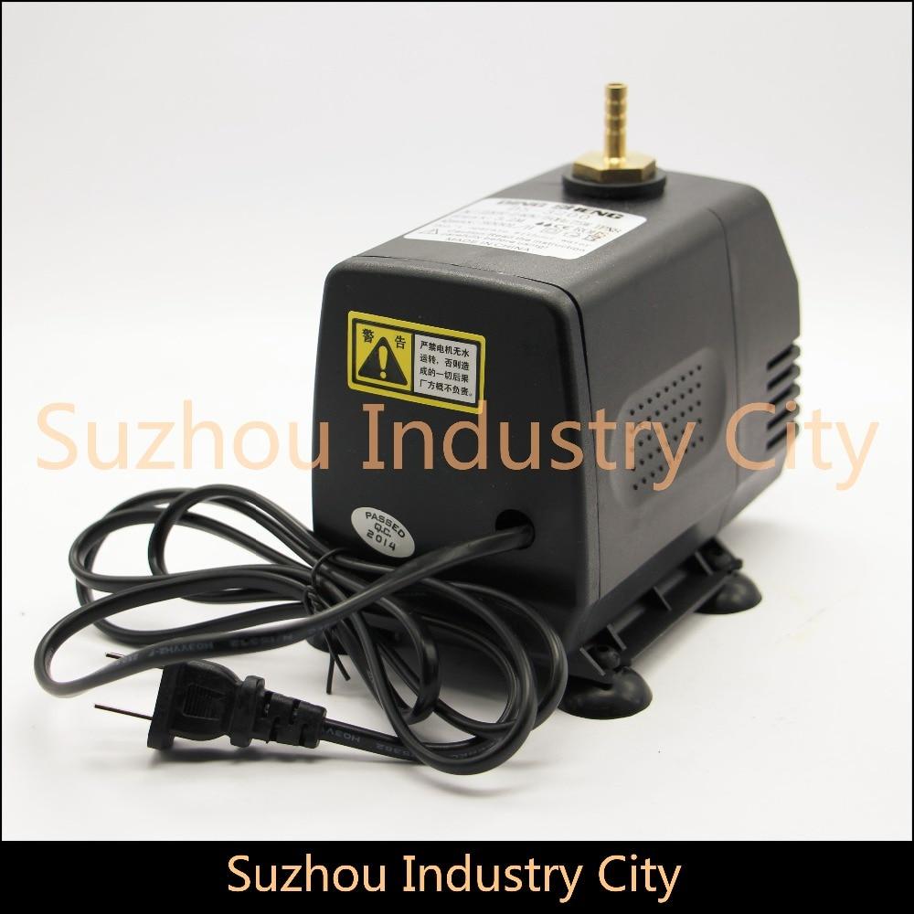 все цены на Water Pump 95w 220V Brushless Motor pump max head 4m, max flow 4000L/H Multi-function submersible pump