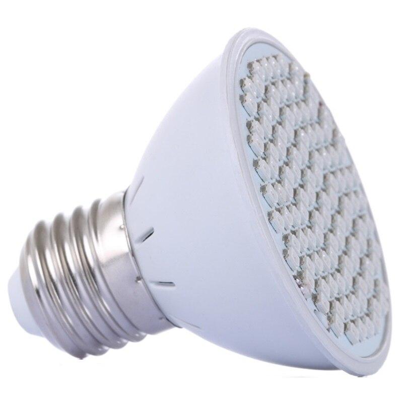Litom 36W LED E27 Plant Grow Light Hydroponic Full Spectrum Grow Lamp Bulb G5