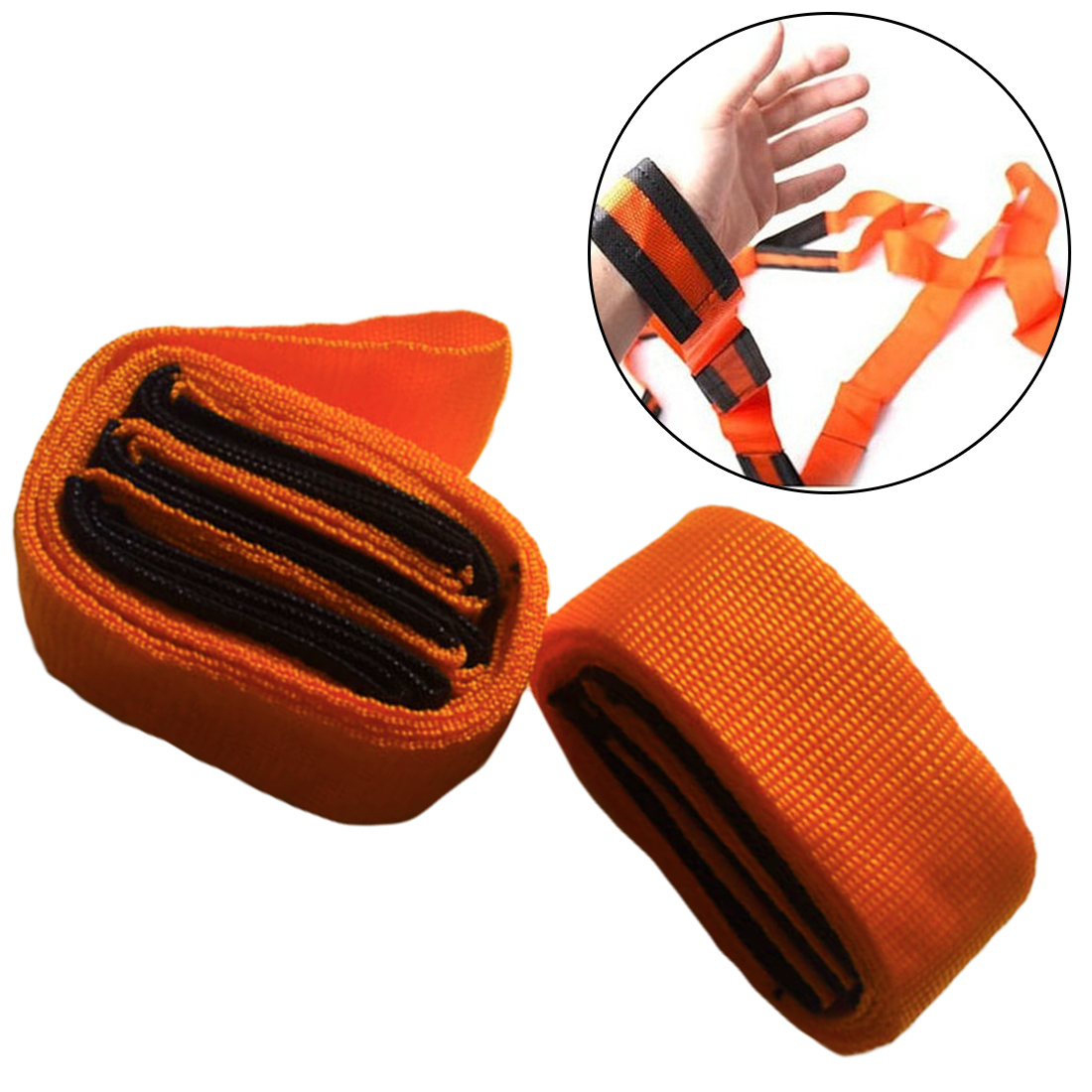 Furniture Transport Belt Hand Tool 2pcs Forearm Lifting Moving Strap Easier Carry Rope Cheap Price Straps