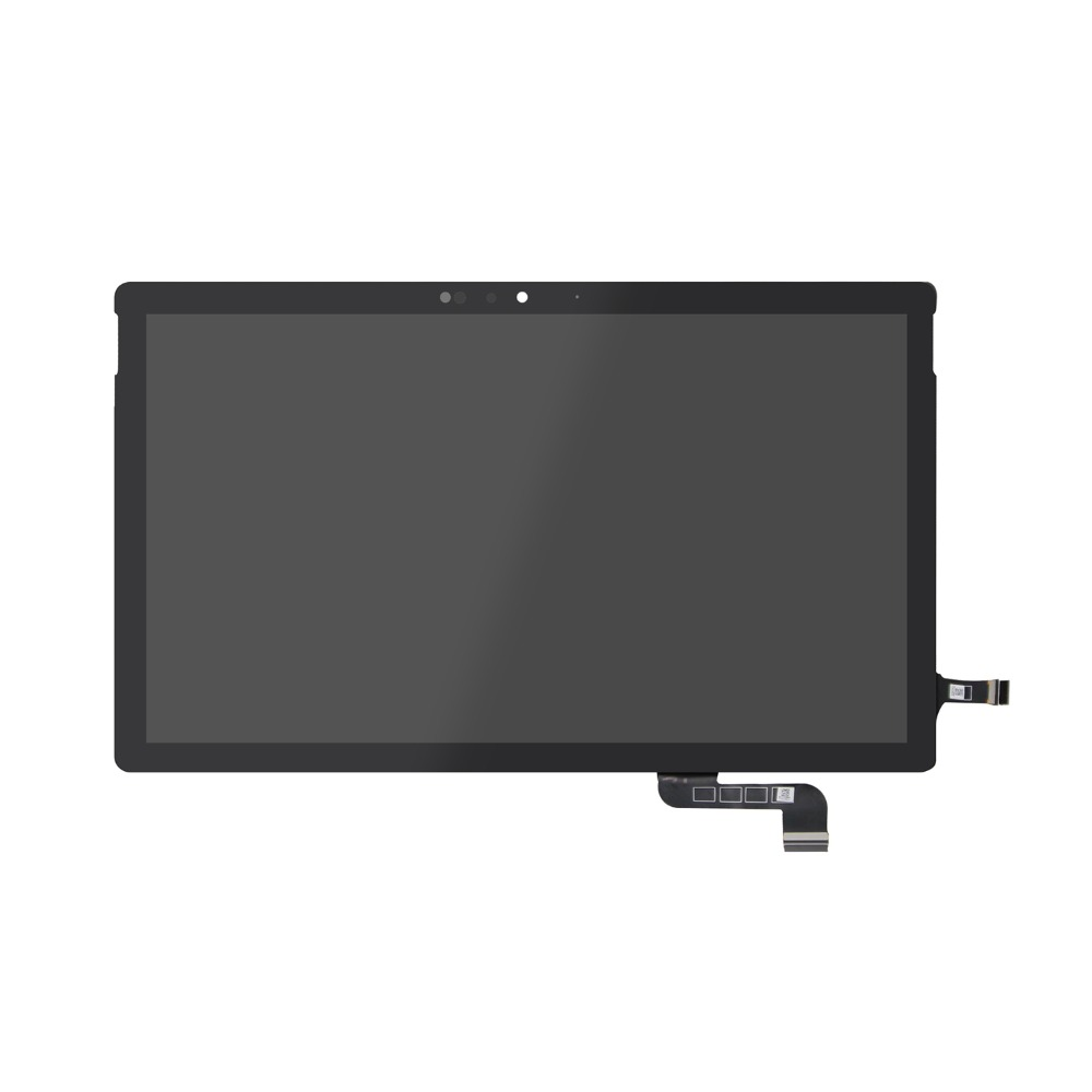 Free Shipping 13.5 inch For Microsoft surface book 2 laptop lcd touch screen digitizer replacement assembly display screen ...