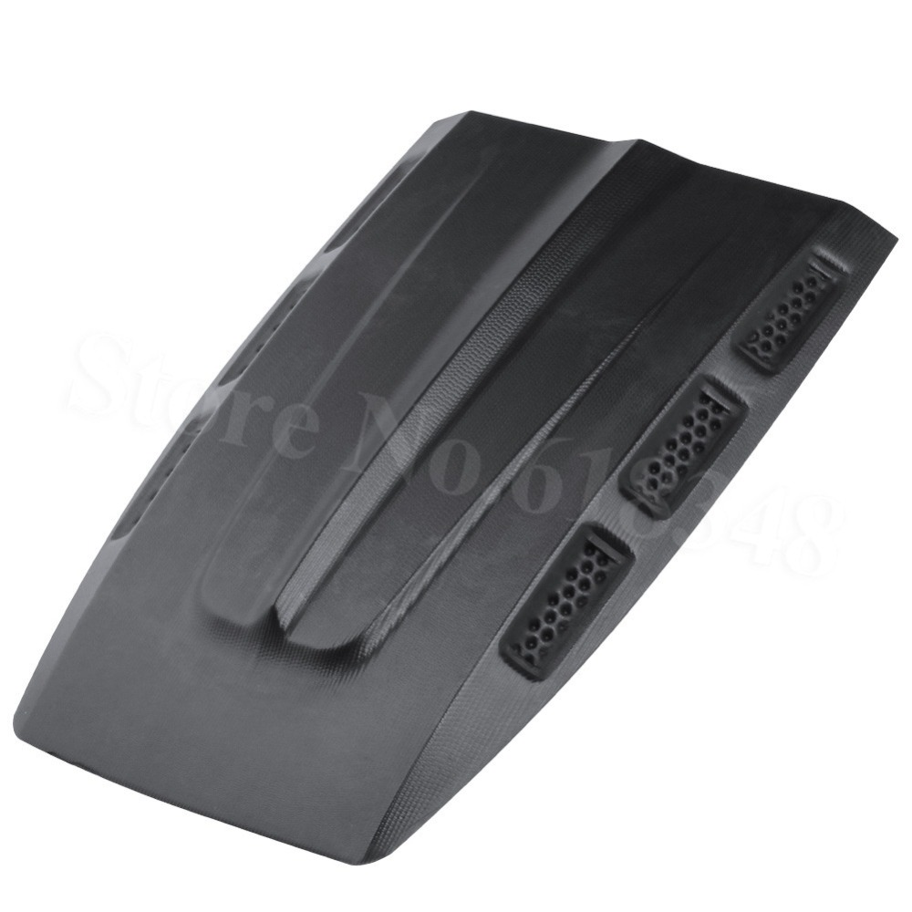 Nylon Plastic Engine Hood for 1/10 RC Rock Crawler <font><b>Tamiya</b></font> <font><b>CC01</b></font> Axial SCX10 RC4WD D90 Jeep Wrangler Rubicon <font><b>Body</b></font> Shell Parts image