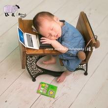 Newborn Photography Props Boy Photoshoot Studio Posing Electronic Produ