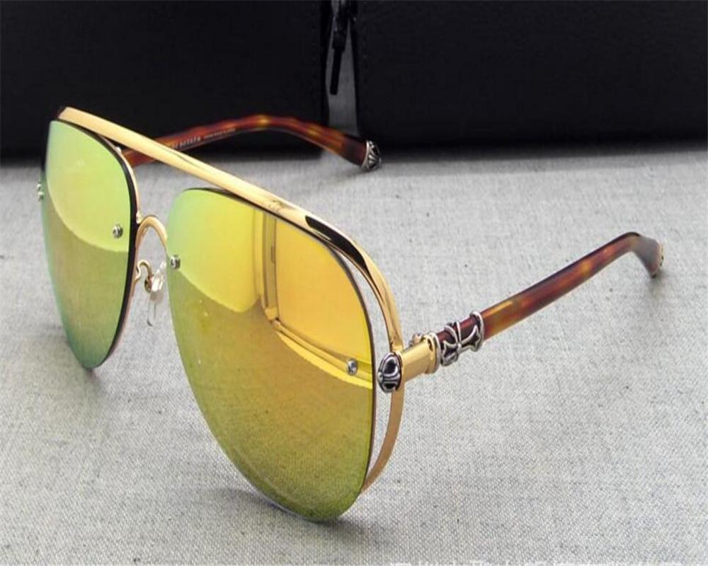 DOWER ME Retro Unisex Brand Design Hollow out Temple Alloy Driver Polarized Sunglasses Anti-ultraviolet Black Sunglasses
