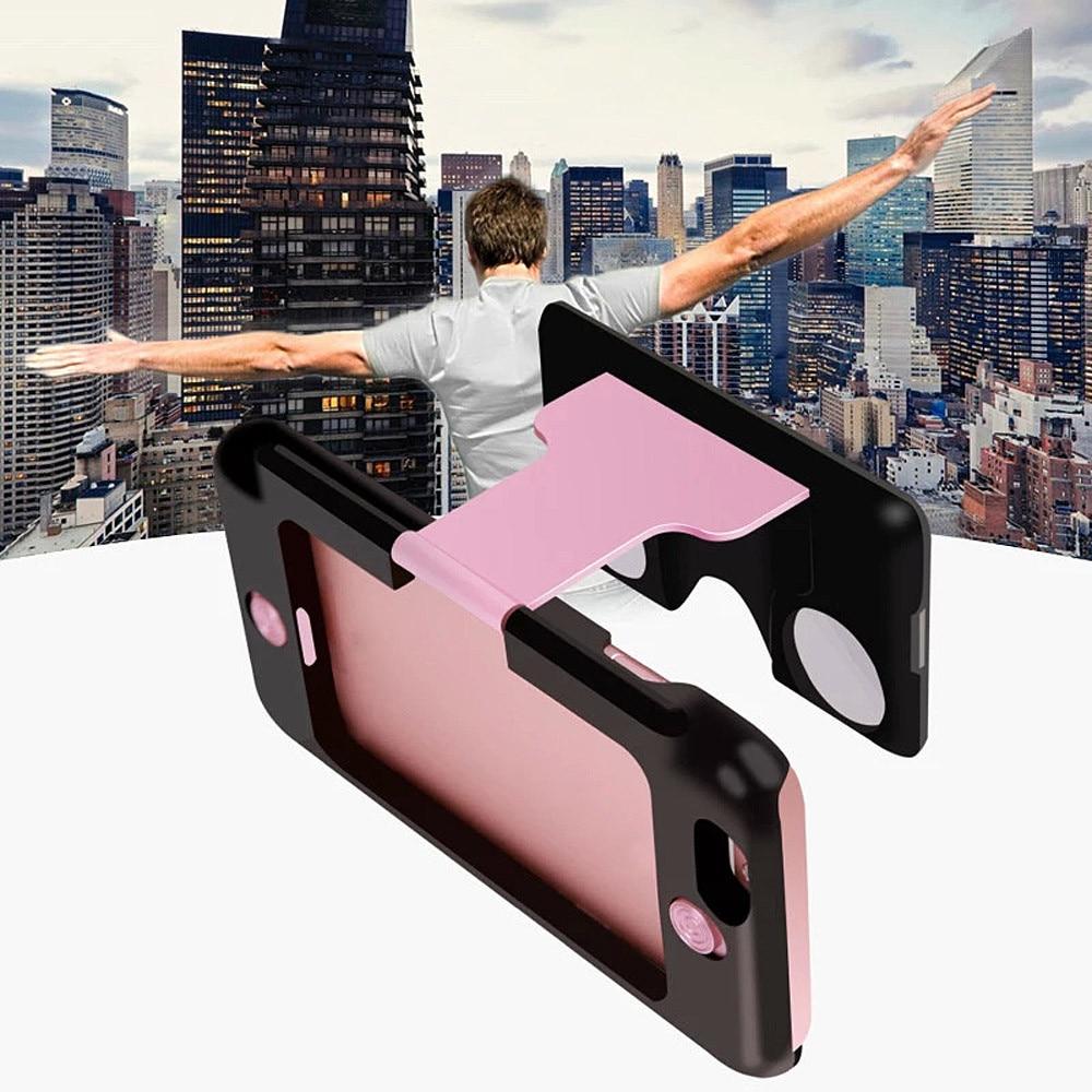 <font><b>2016</b></font> <font><b>New</b></font> Virtual Reality Glasses <font><b>VR</b></font> <font><b>Box</b></font> Mobile Phone <font><b>Case</b></font> for 3D Moive Game for iPhone 6S Plus 5.5 Inch Smartphone #ED553