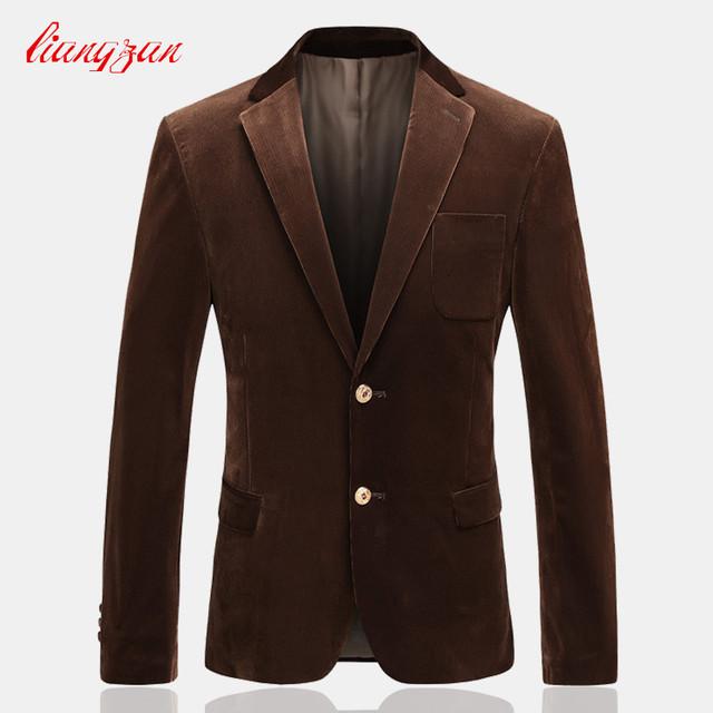 Homens Terno de Negócio Blazer Nova Marca Top Qualidade Forma Formal Blazer Terno Masculino de Algodão Casuais Slim Fit Paletó SL-K217