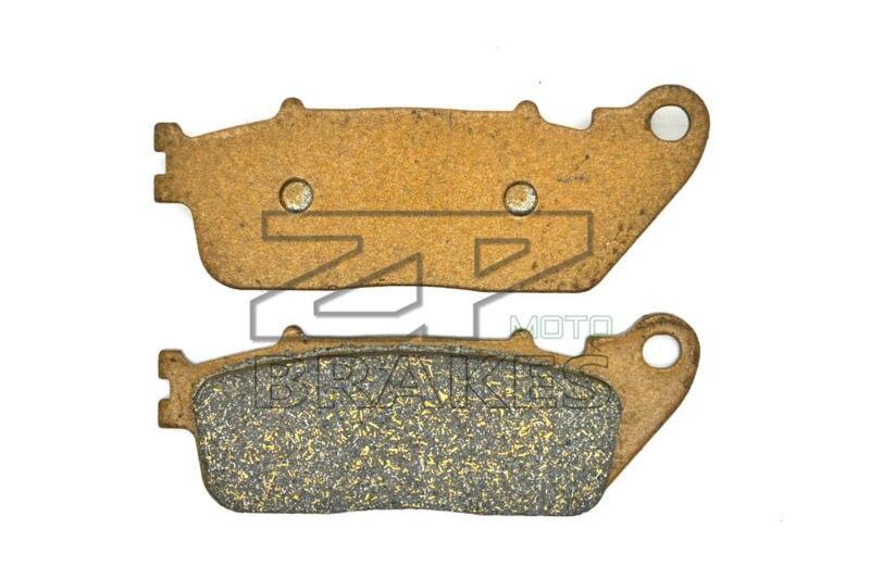 Organic Kevlar Brake Pads For HONDA CB 1000R 11-14 2011-2014 12 13 Rear Brand New High Quality ZPMOTO