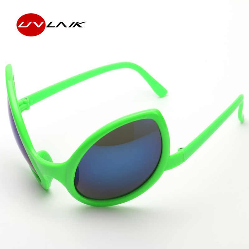 76fc6ba5a7866 ... UVLAIK Funny Alien Eyes Sunglasses Men Costume Mask Novelty Glasses  Women Party Supplies Decoration Gift Photobooth ...