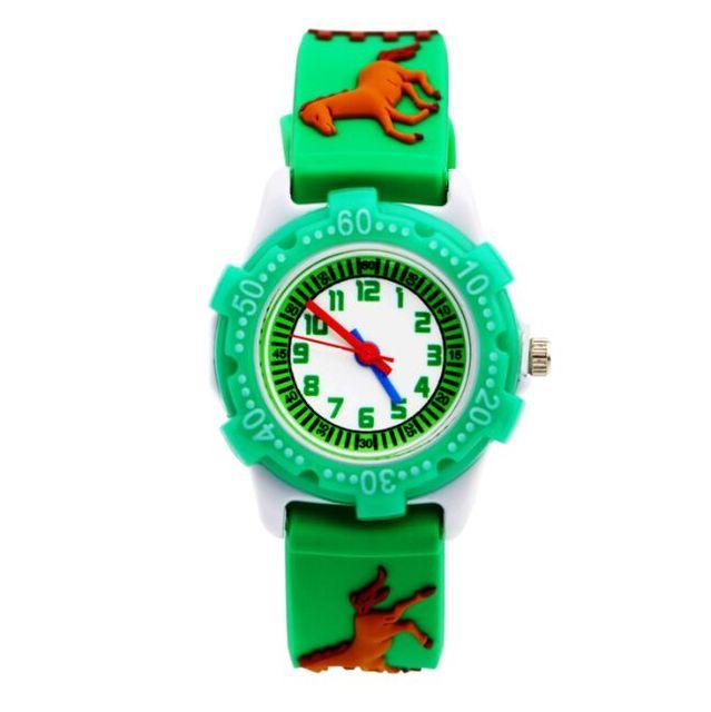 Brand WL Children silicone watch Brand Quartz Wrist Watch Baby For Girls Boys Wa