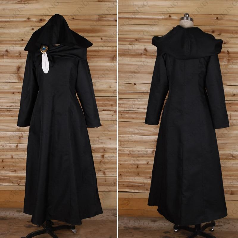 Future Diary Mirai Nikki Cosplay Gasai Yuno God Costume Custom Made