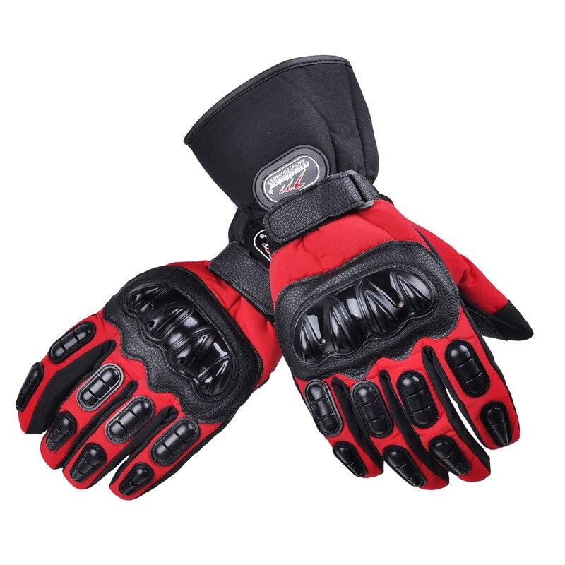 Sports de plein air hommes de gants complets pour la randonnée formation, hiver imperméables gants tactiques Vélo Gants Antidérapant Moto gants