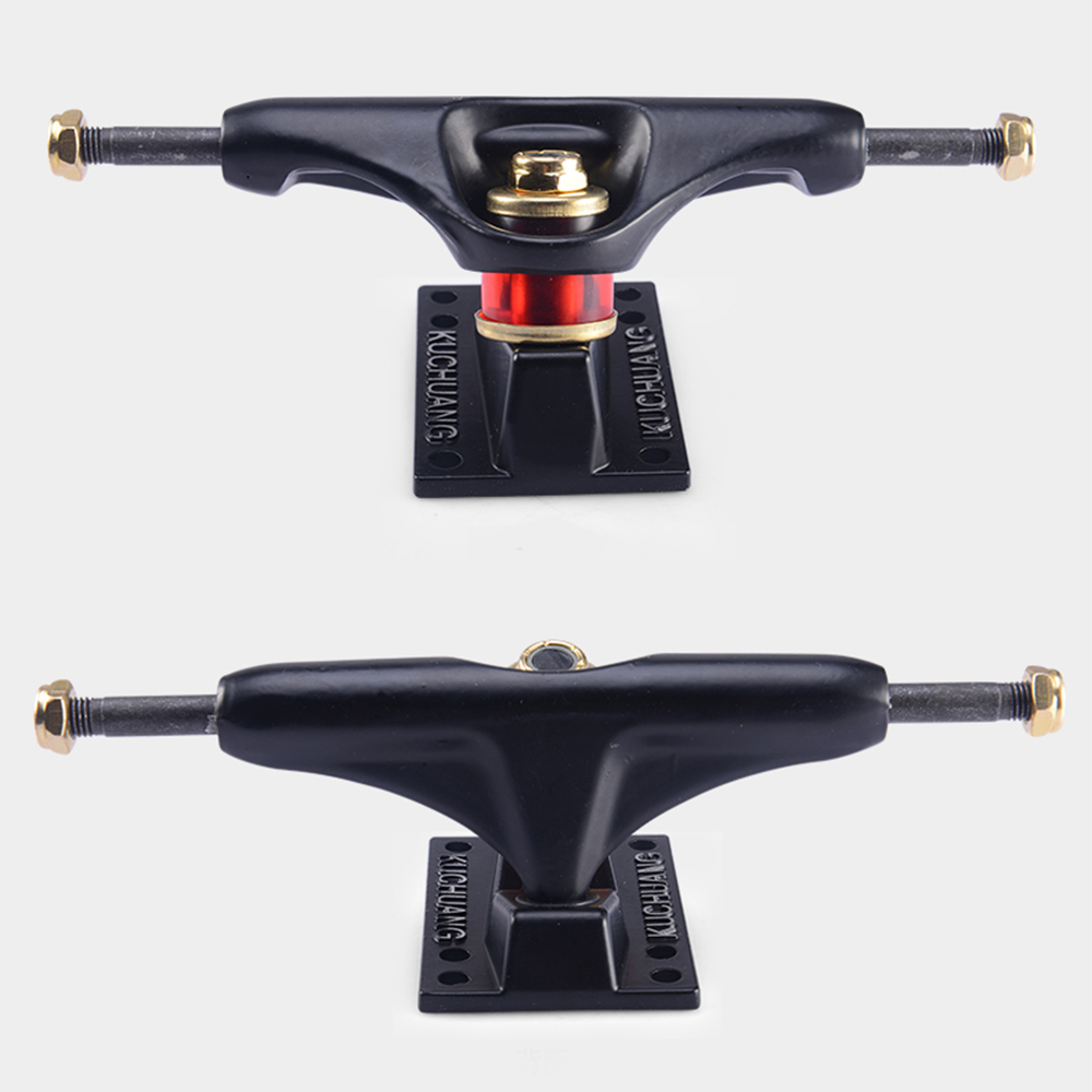 1 pair chi yuan skateboard trucks 245mm axle 180mm hanger. Black Bedroom Furniture Sets. Home Design Ideas