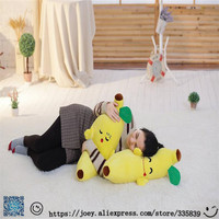 New Coming 1Pc 4 Style 55 75cm 2017 Cute Style Baby Pillow Kids Cushion Stuffed Animals