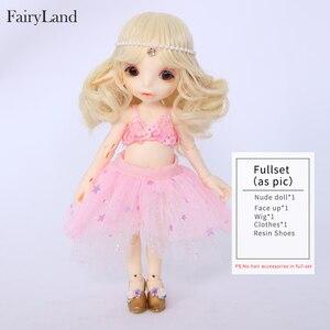 Image 4 - Mari mermaid 1/7 сказочная кукла realfee BJD, полимерные игрушки SD для детей, подарок для друзей, подарок на день рождения для мальчиков и девочек