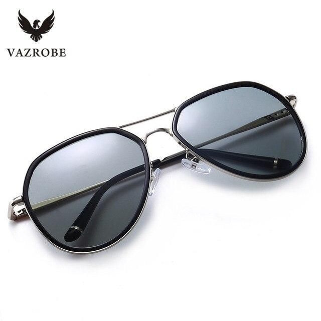 6583c374a0 Vazrobe gafas de sol polarizadas fotocromáticas Unisex para hombre, gafas  de sol para hombre,
