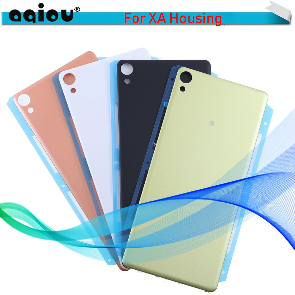 For SONY <font><b>XPERIA</b></font> <font><b>XA1</b></font> XA Back <font><b>Battery</b></font> Case Door Rear Housing Cover Chassis G3116 G3115 G3112 For SONY <font><b>XA1</b></font>/F3111 F311 <font><b>Battery</b></font> Cover image