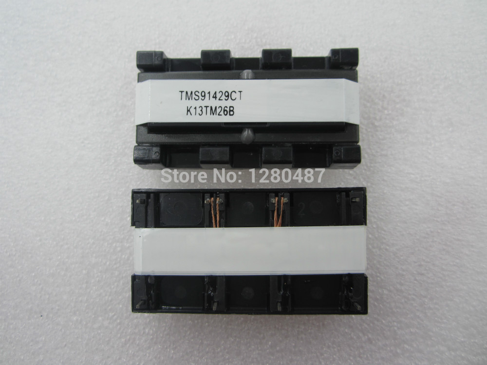 Free Shipping 10pcs lot TMS91429CT TMS91429 Inverter Transformer for Samsung 932mw 17 19 NEW ORIGINAL