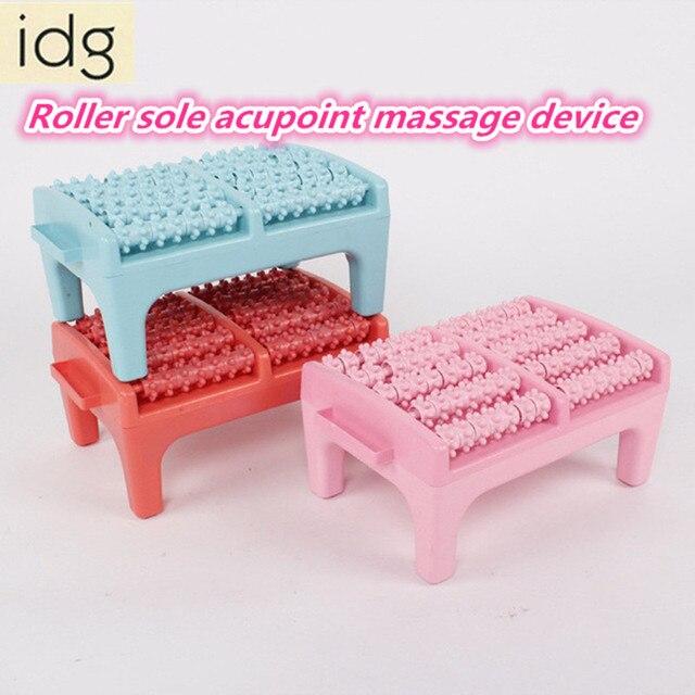20pcs Barrels Steam Fumigation Special Stool Five Foot Massage Stool A Foot  Massage Massage Chair To