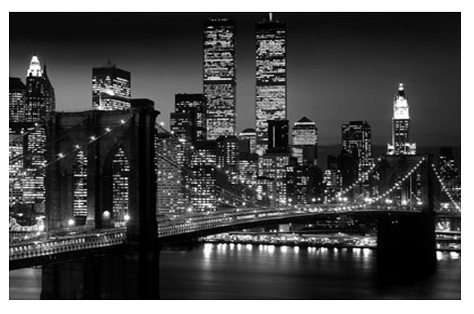 Gb Eye Brooklyn Bridge Home Wall Stylish Hd Wallpaper Pop