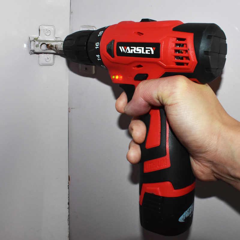 New Style 16.8V Screwdriver Power Tools Drill Electric Screwdriver Electric Drill Cordless Electric Mini Batteries Screwdriver