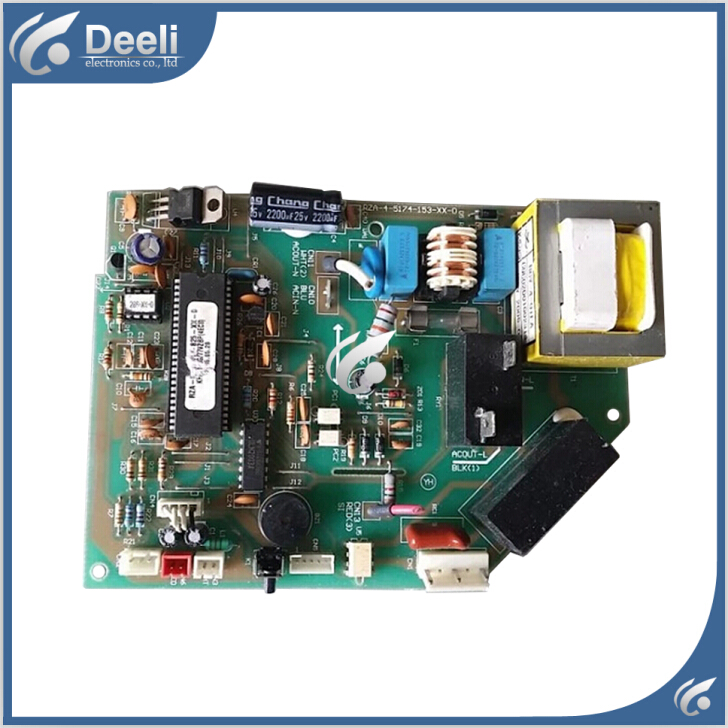 95% new good working for air conditioning motherboard Computer board RZA-4-5174-153-XX-0 good working