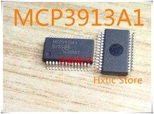 NEW 10PCS/LOT MCP3913A1-E/SS  MCP3913A1 MCP3913 SSOP-28 IC