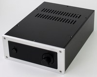 New aluminum amp chassis /home audio amplifier case (size 308 * 218 * 92MM)