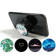 Роскошные Складные держатели-подставки для смартфонов и планшетов с сердечками и звездами, универсальный держатель-кольцо для мобильного телефона