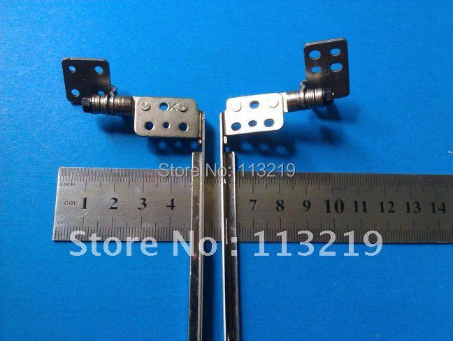 5 пар/лот) для lenovo N100 15,4 машина для ЖК-экранов комплект ЖК Петли новые P/n: AMZHW000100 AMZHW000200