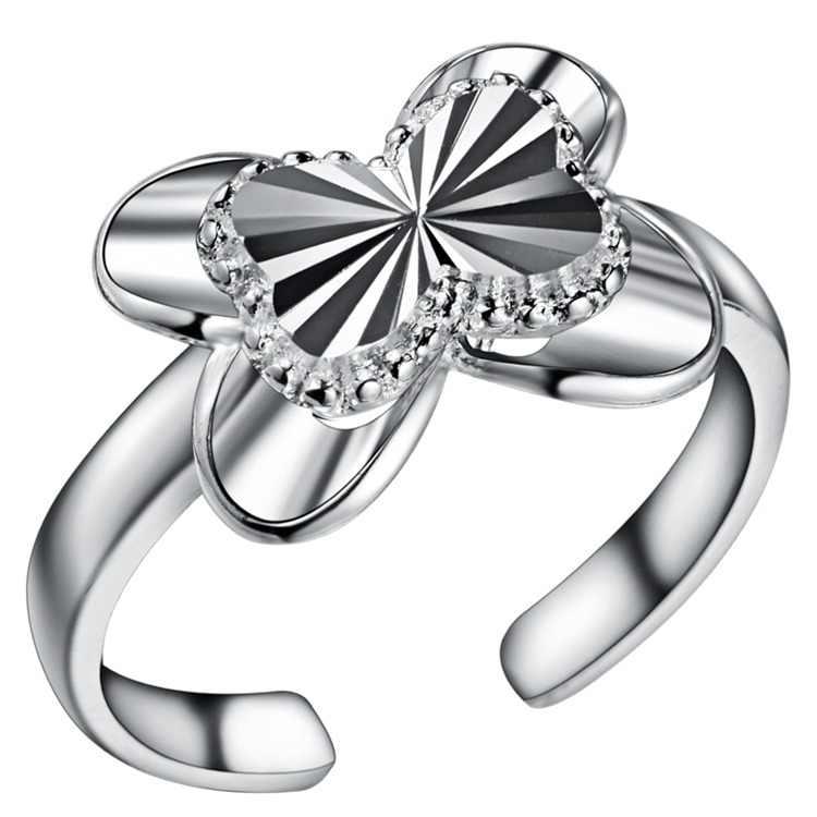 Ringe 925 Modeschmuck geschenk ringe silber PJ188