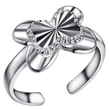 Rings 925 Fashion Jewelry gift rings silver PJ188(China)