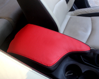 1pc for Mazda 3 Axela 2014 2016 central armrest box cover Front hand pad cover