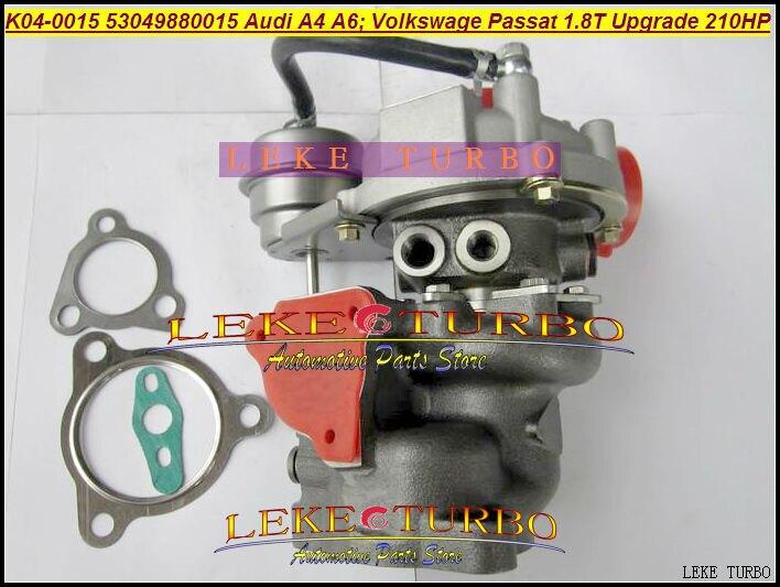 K04 15 53049880015 53049700015 058145703L турбо для audi A4 A6 1995 для Volkswage VW Passat AEB Ану Авт обновления 1,8 T 1.8L 210HP