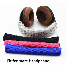 Wool velvet line Headband for Sennheiser HD555 HD565 HD580 HD600 HD650 Sony Headphones