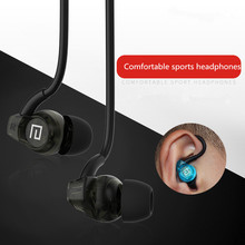 Earphone Stereo Sound Sport Headphones Headset Music Earpieces with Microphone for iPhone Xiaomi Samsung Sport SP80A