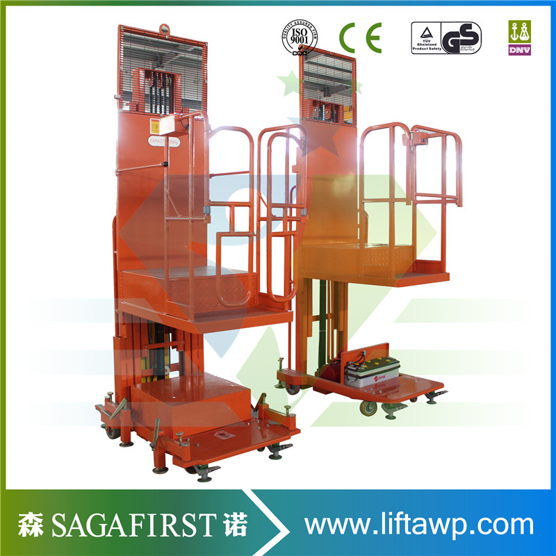 Made In China Semi Electric Aerial Order Picker