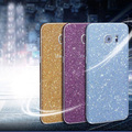 Newest Fashion Shiny Full Body Glitter For Samsung Galaxy S3 S4 S6 S6 Edge S7 S7 Edge Phone Sticker Matte Screen Protector