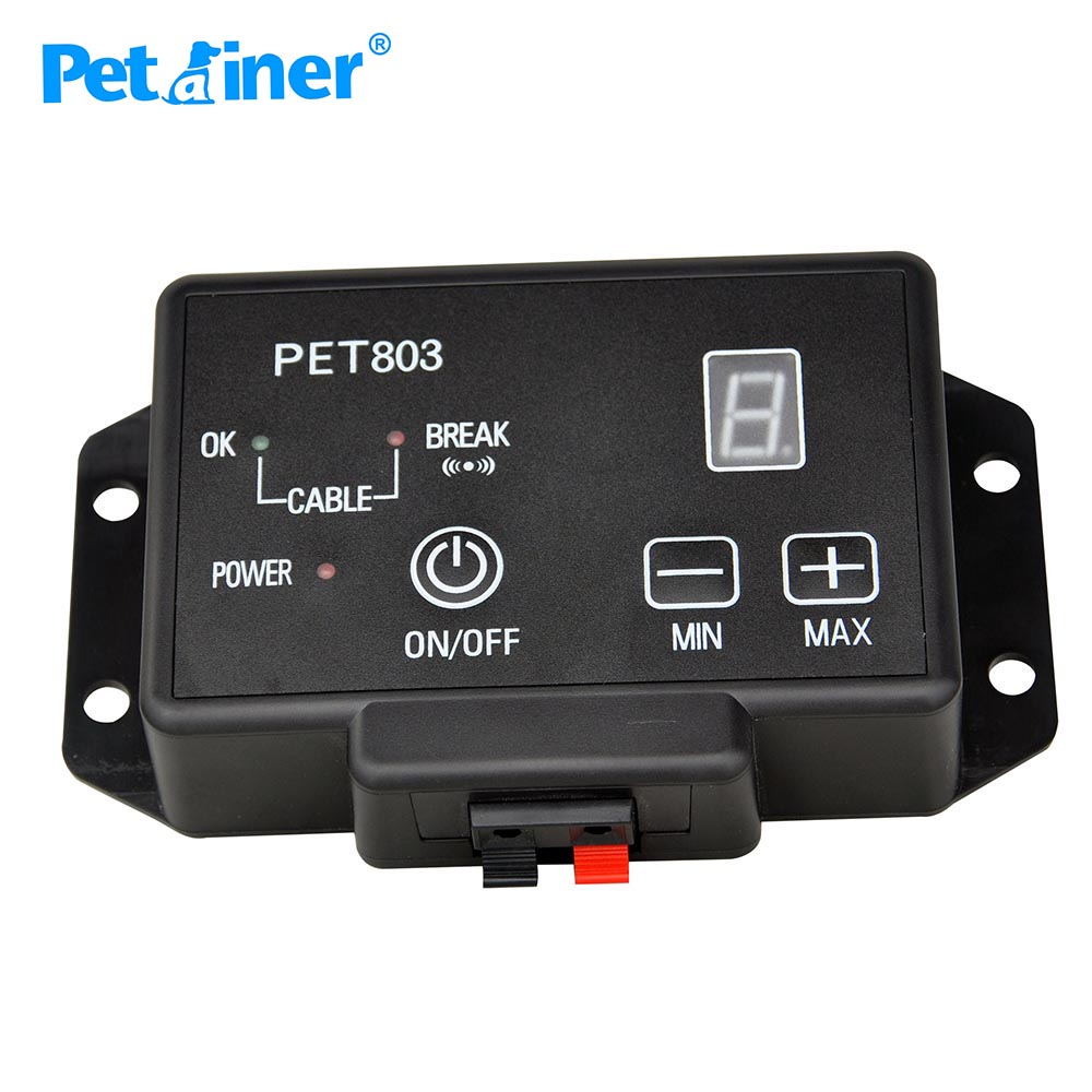 Petrainer Remote For Fence Electric 803