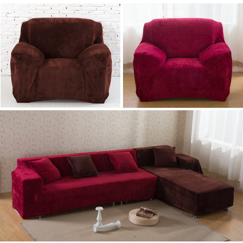 Low Cost Furniture Stores: Aliexpress.com : Buy Warm Autumn And Winter Stretch Sofa