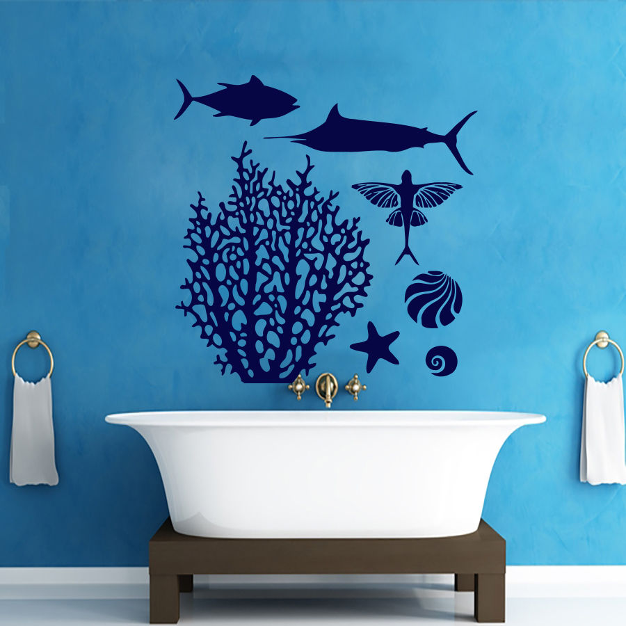 Coral Bathroom Decor Coral Bathroom Decor Promotion Shop For Promotional Coral Bathroom