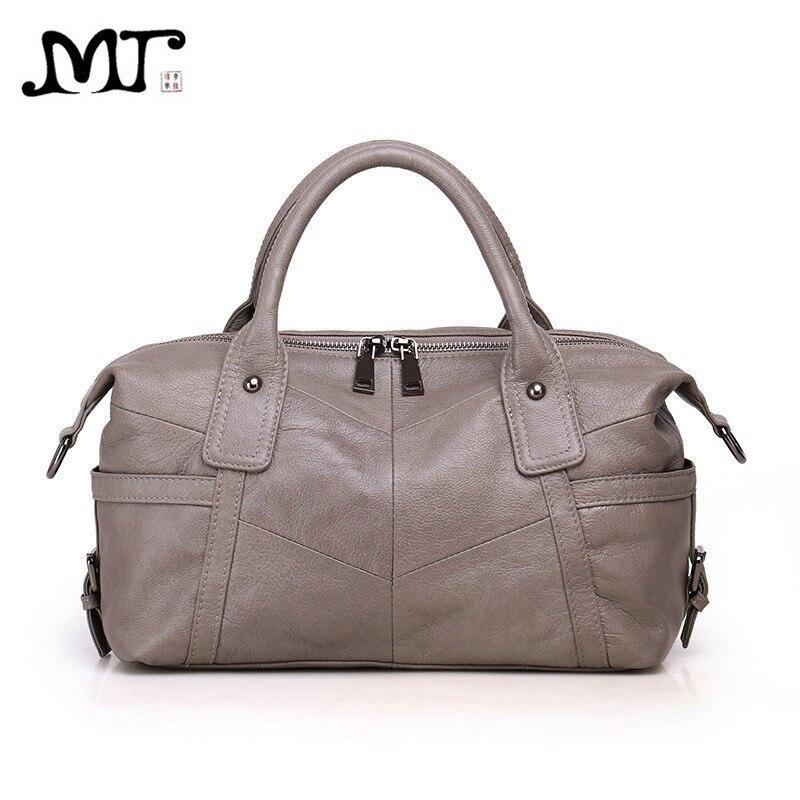 18ab321126c0 MJ Для женщин из натуральной кожи сумка женская из натуральной коровьей  кожи сумочки, сумки через