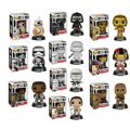 Funko Pop Original STAR WAR BB-8 KYLO REN C-3PO PHASMA SNOWTROOPER DAMERON FINN REY CHEWBACCA Vinyl Figure Model