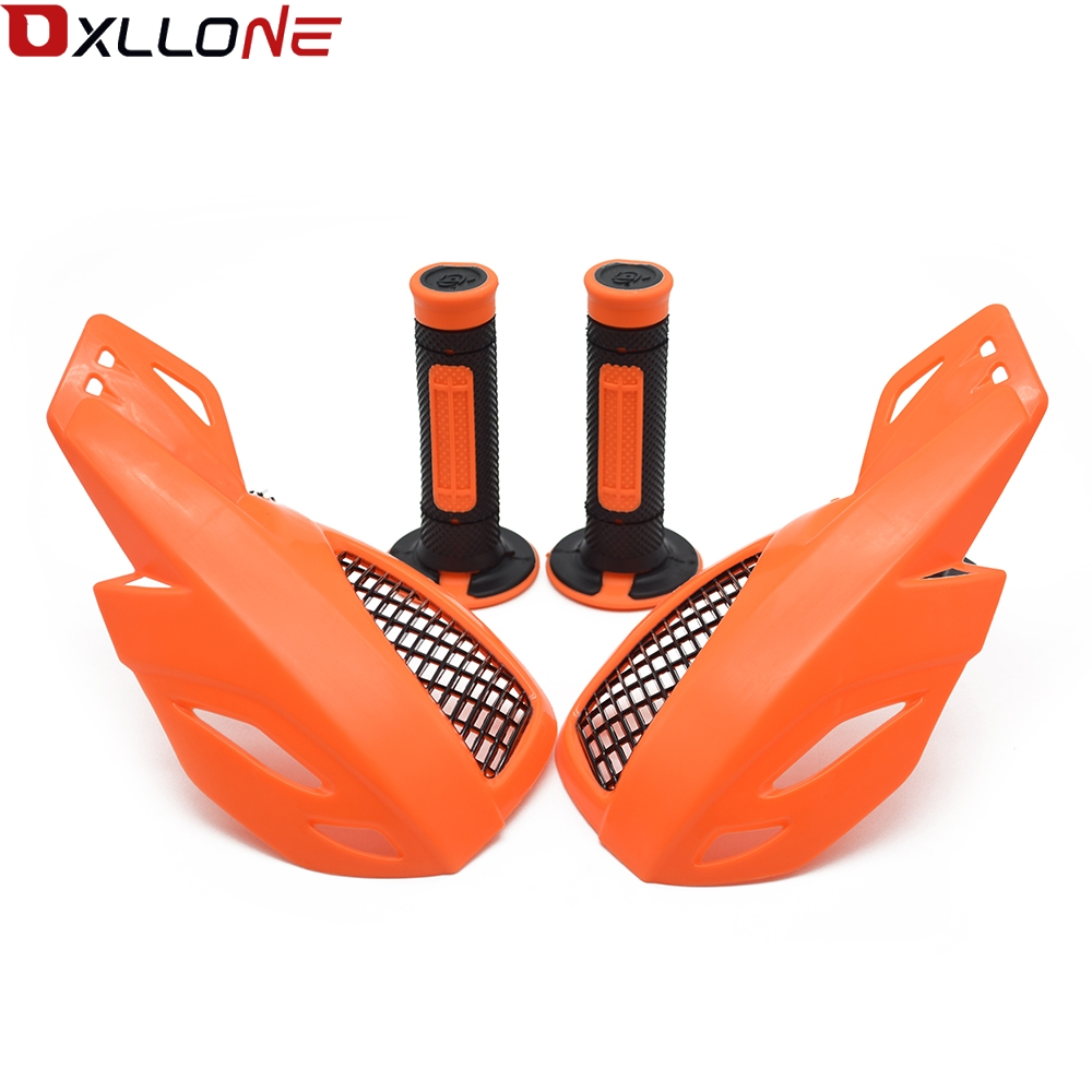 Motorcycle Hand Guard hand grip set For KTM EXC EXCF SX SXF SXS MXC XC XCF XCF XCFW 50 65 85 125 150 200 250 300 350 400 450 500