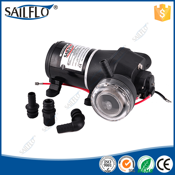 Sailflo FL-35 12v 12.5LPM 35psi fresh diaphragm water pump for marine/RV все цены