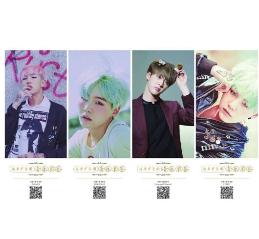 Back To Search Resultsapparel Accessories 2018 Card Photo Card Album Poster Kpop Bts Bangtan Jung Kook Label Post 120 Cards 1 Poster Fire Bts K-pop K Pop Bts 1 Sold